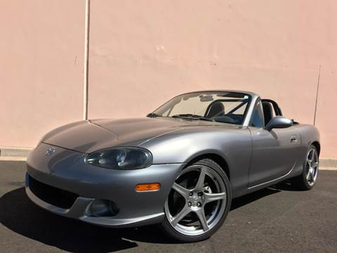 2004 Mazda MAZDASPEED MX-5 for sale at AZ Auto Gallery in Mesa AZ