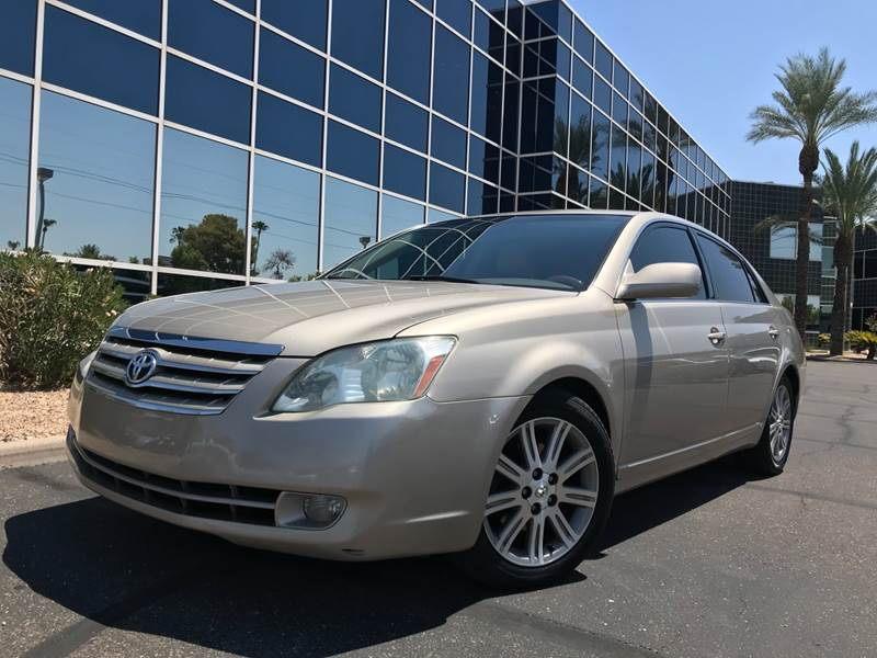 2005 Toyota Avalon For Sale At AZ Auto Gallery In Phoenix AZ