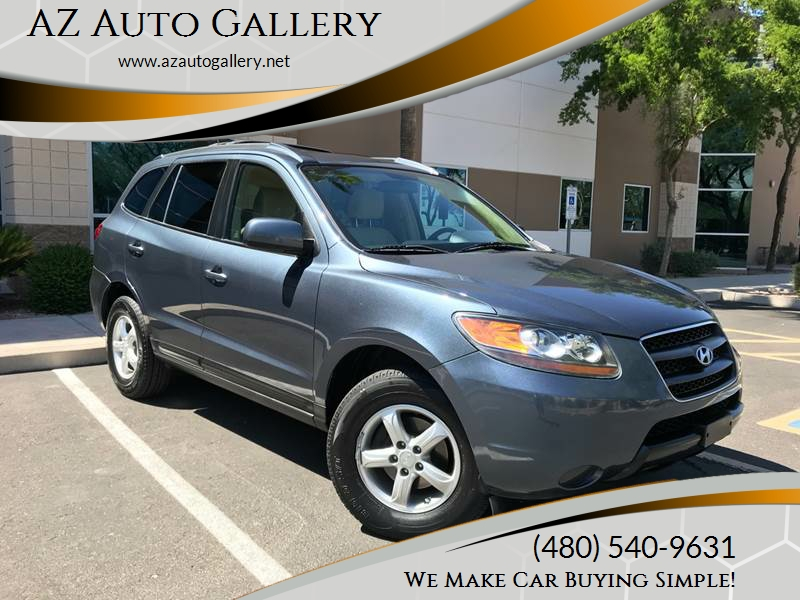 2007 Hyundai Santa Fe For Sale At AZ Auto Gallery In Phoenix AZ