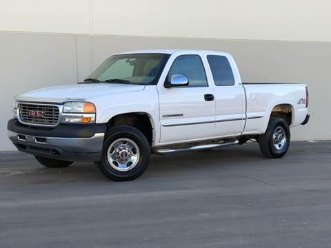 2001 GMC Sierra 2500HD for sale in Phoenix, AZ
