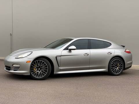 2011 Porsche Panamera for sale in Phoenix, AZ