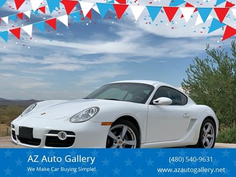 2007 Porsche Cayman for sale in Mesa, AZ