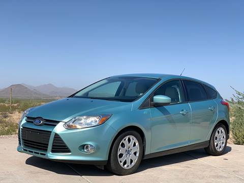 2012 Ford Focus for sale in Mesa, AZ