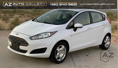 Used Cars Mesa Az >> 2014 Ford Fiesta For Sale In Mesa Az