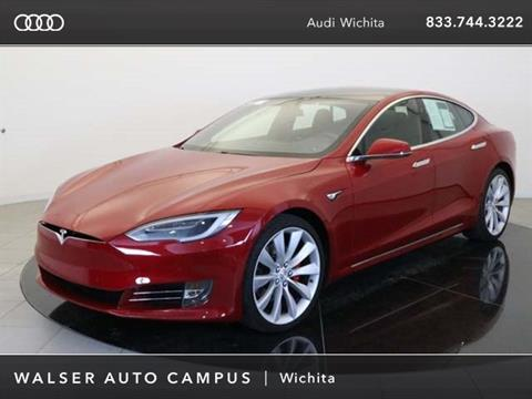 2016 Tesla Model S for sale in Wichita, KS