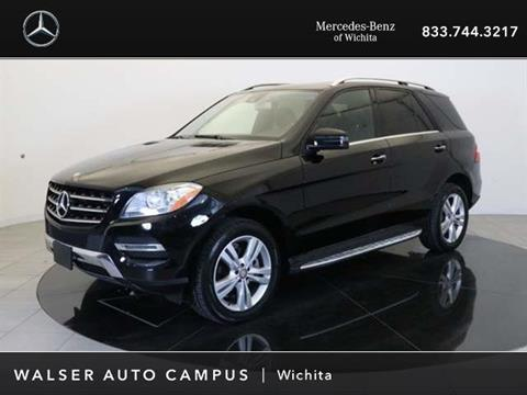 Mercedes benz m class for sale in kansas for Mercedes benz wichita ks