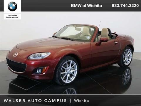 2012 Mazda MX 5 Miata For Sale In Wichita, KS