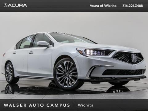 Acura RLX For Sale In Asheville NC Carsforsalecom - 2018 acura rlx for sale