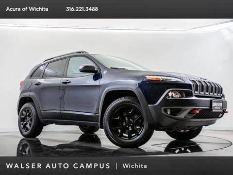 jeep cherokee for sale in wichita ks. Black Bedroom Furniture Sets. Home Design Ideas
