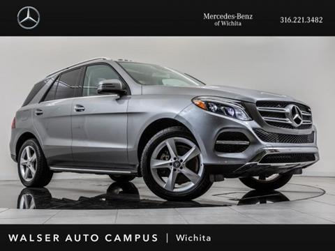 2016 Mercedes Benz GLE For Sale In Wichita, KS