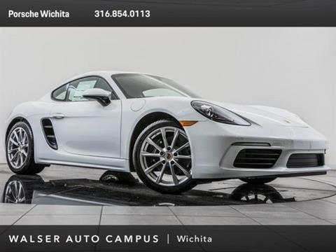 2019 Porsche 718 Cayman for sale in Wichita, KS