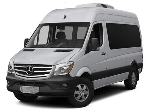 2014 Mercedes-Benz Sprinter Passenger for sale in Wichita, KS