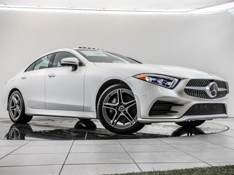 2019 Mercedes-Benz CLS for sale in Wichita, KS