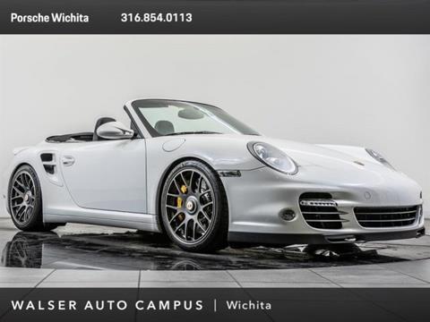 2012 Porsche 911 for sale in Wichita, KS