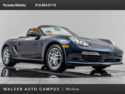 2011 Porsche Boxster for sale in Wichita, KS