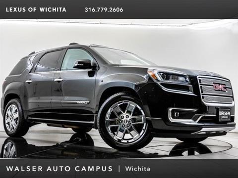 2014 GMC Acadia for sale in Wichita, KS