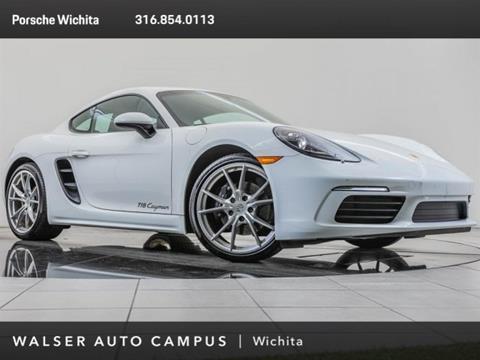 2017 Porsche 718 Cayman for sale in Wichita, KS