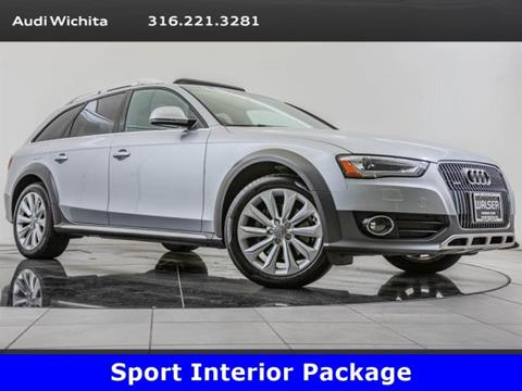 2016 Audi Allroad for sale in Wichita, KS