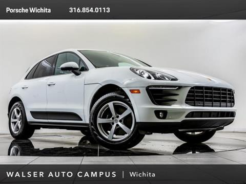 2018 Porsche Macan for sale in Wichita, KS