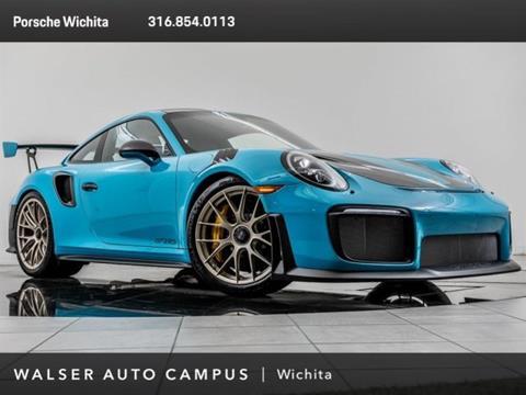 2018 Porsche 911 for sale in Wichita, KS