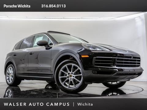 2019 Porsche Cayenne for sale in Wichita, KS