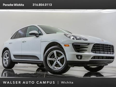 2018 Porsche Macan for sale in Wichita, KS