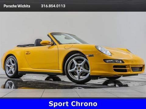 2008 Porsche 911 for sale in Wichita, KS
