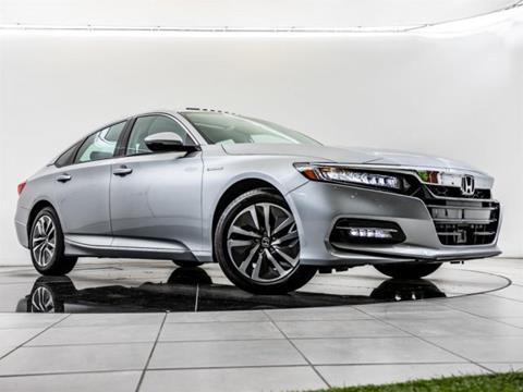 2018 Honda Accord Hybrid for sale in Wichita, KS