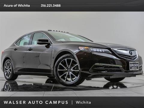 Acura Tlx For Sale >> 2016 Acura Tlx For Sale In Wichita Ks