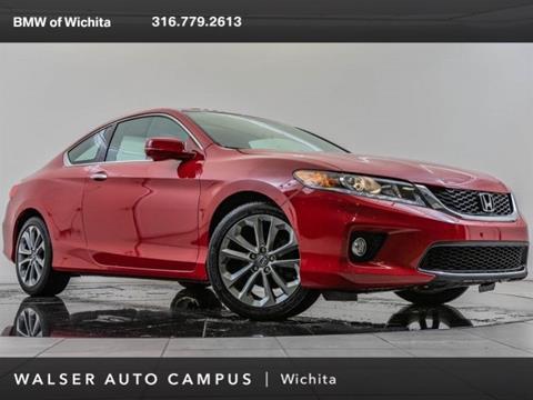 2015 Honda Accord for sale in Wichita, KS