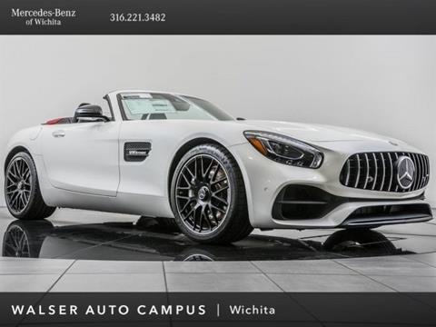 2019 Mercedes-Benz AMG GT for sale in Wichita, KS
