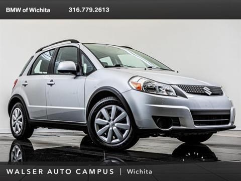 2011 Suzuki SX4 Crossover for sale in Wichita, KS