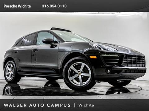 2018 Porsche Macan For Sale In Wichita Ks