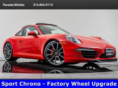 2015 Porsche 911 for sale in Wichita, KS