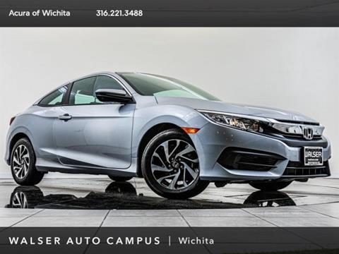 2016 Honda Civic for sale in Wichita, KS