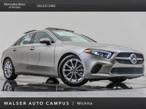 2019 Mercedes-Benz A-Class for sale in Wichita, KS