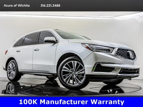2018 Acura MDX for sale in Wichita, KS