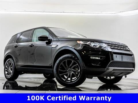 2019 Land Rover Discovery Sport for sale in Wichita, KS