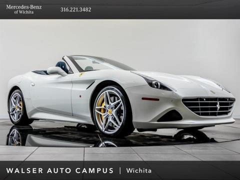 2015 Ferrari California T for sale in Wichita, KS