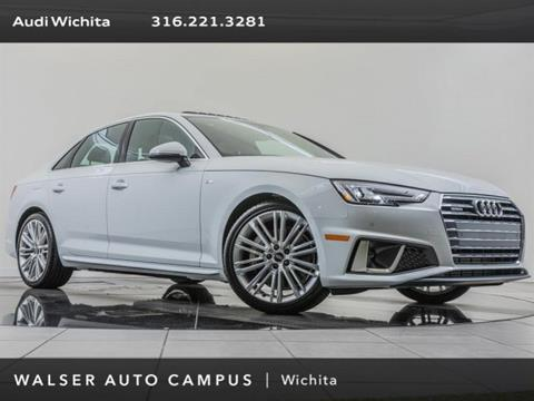 2019 Audi A4 for sale in Wichita, KS