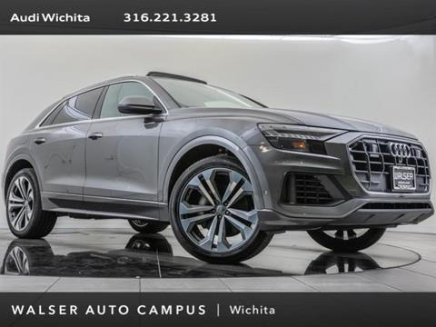 2019 Audi Q8 for sale in Wichita, KS