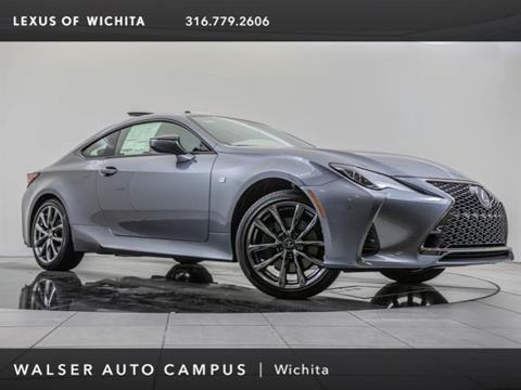 2019 Lexus RC 350 for sale in Wichita, KS