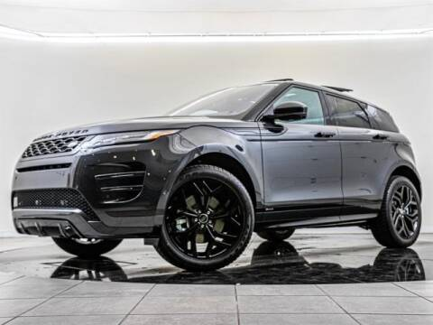 2020 Land Rover Range Rover Evoque for sale in Wichita, KS