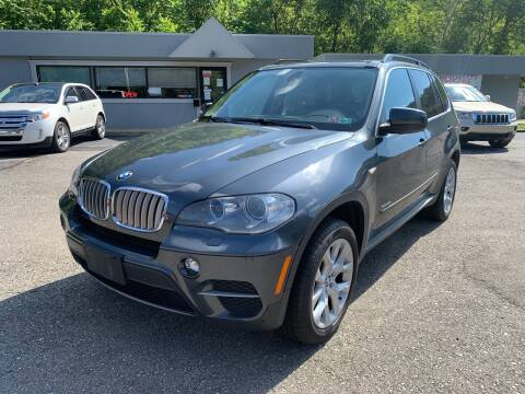 2013 BMW X5 for sale at B & P Motors LTD in Glenshaw PA