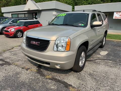 2010 GMC Yukon for sale at B & P Motors LTD in Glenshaw PA