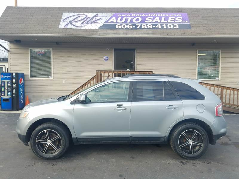 Ford Edge For Sale At Ritz Auto Sales In Paintsville Ky