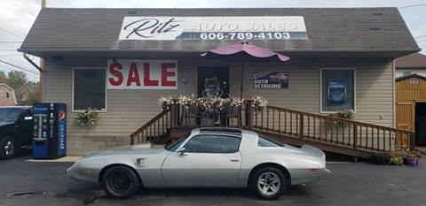 1981 Pontiac Firebird for sale in Paintsville, KY