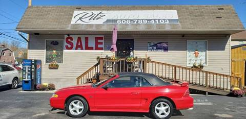 1995 Ford Mustang for sale in Paintsville, KY