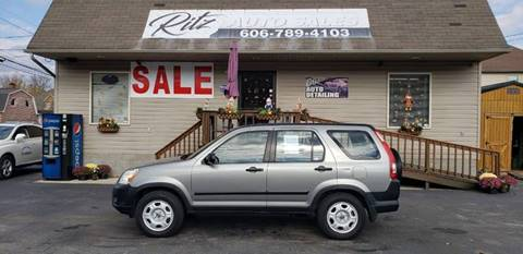 2005 Honda CR-V for sale in Paintsville, KY