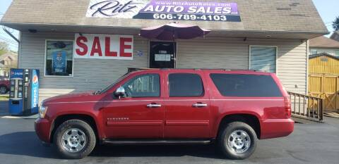 2010 Chevrolet Suburban for sale at Ritz Auto Sales, LLC in Paintsville KY